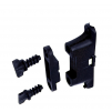Isolateur d'angle et de ligne pour ruban - IsoAngle - Coque de 8 - SOLUCLOS